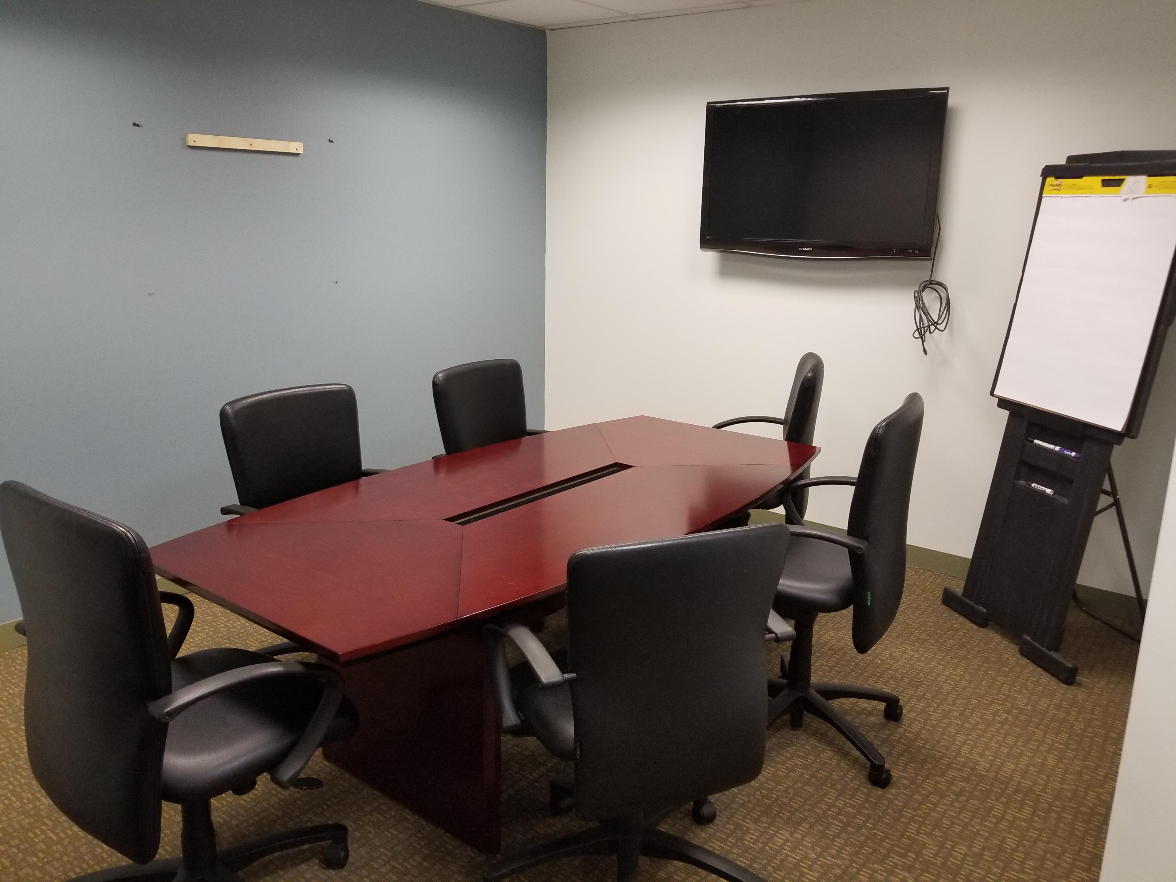 Executive Office Suites - Virginia Room