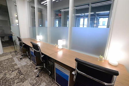 Primary - Financial District - 3-Person Private Office
