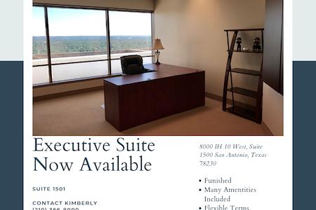 Legacy Office Centers, Inc. - Suite 1501