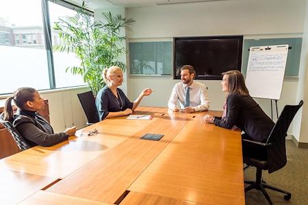 Carr Workplaces - Bethesda - Clara Barton Executive Room