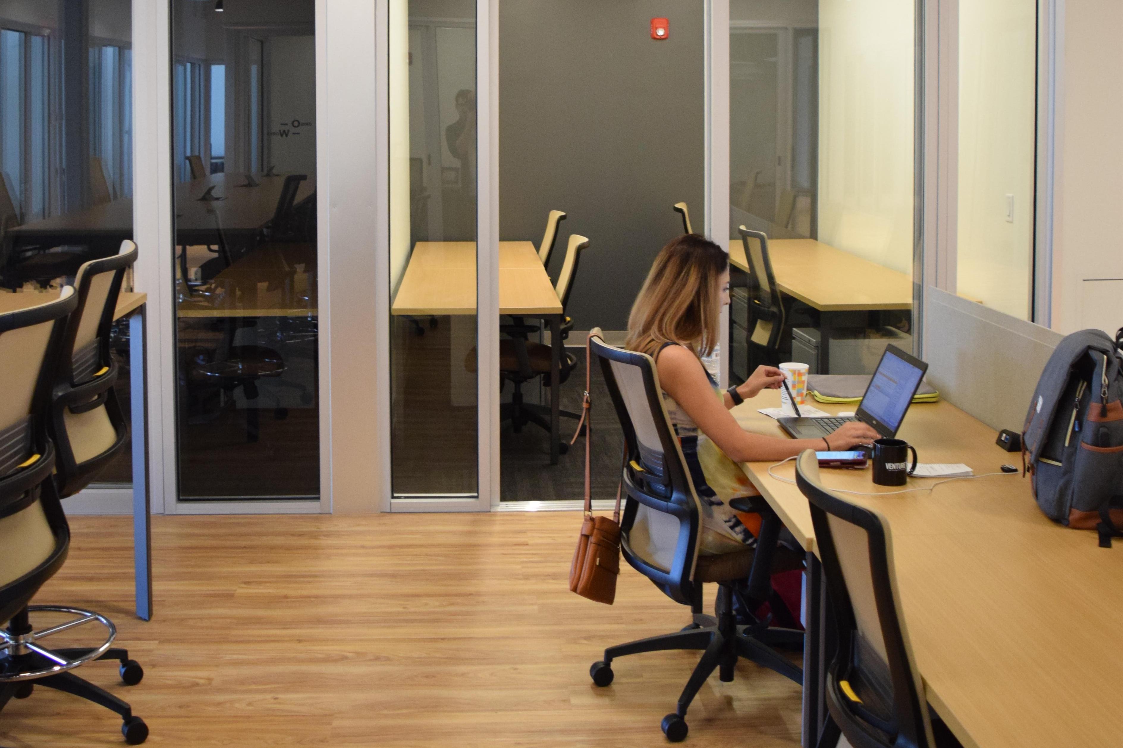 Venture X | Harlingen - Dedicated Desk