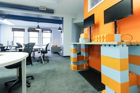 OSC Tech Lab - Dedicated Desk