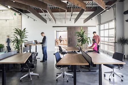 Assembly - Dedicated Desk