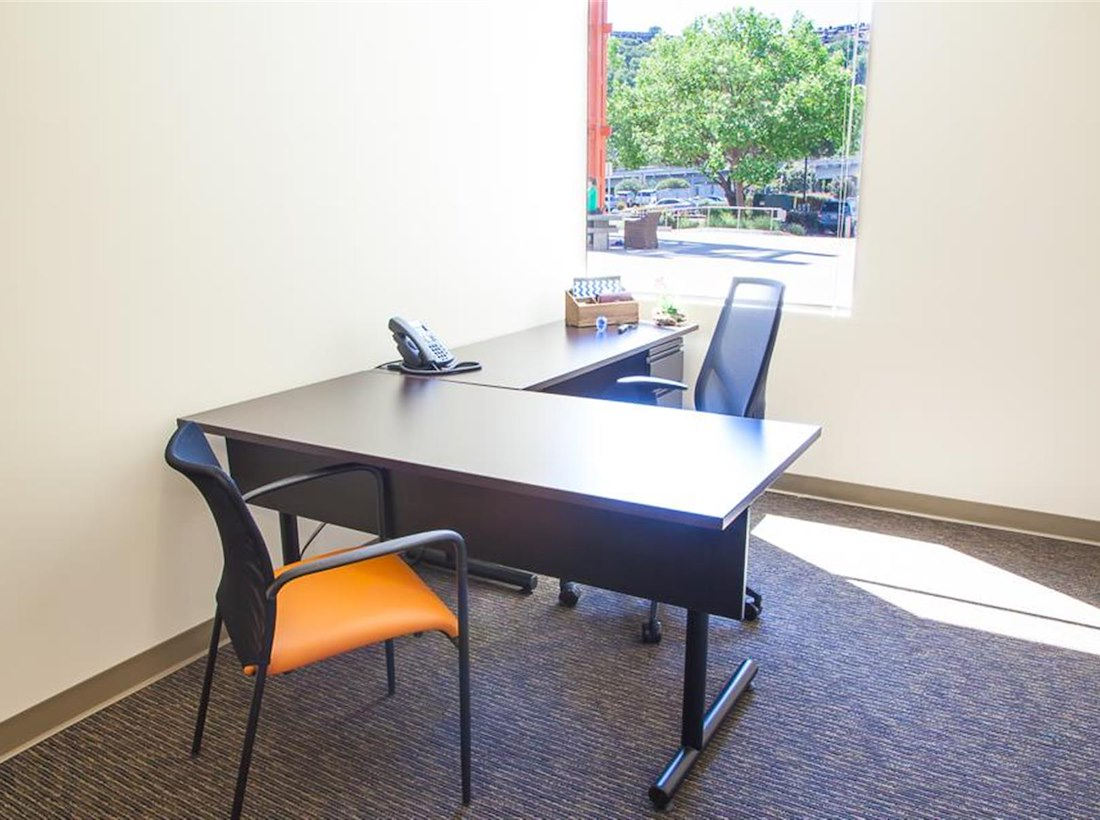 Private Office for 1 at Office Evolution - Mill Valley | LiquidSpace