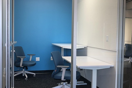 BLANKSPACES Larchmont - Small Office for 2