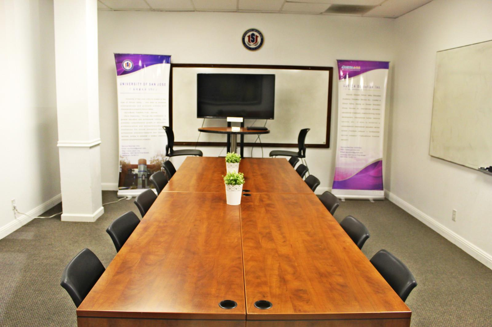 Gospace - Quiet Meeting Room in Downtown San Jose
