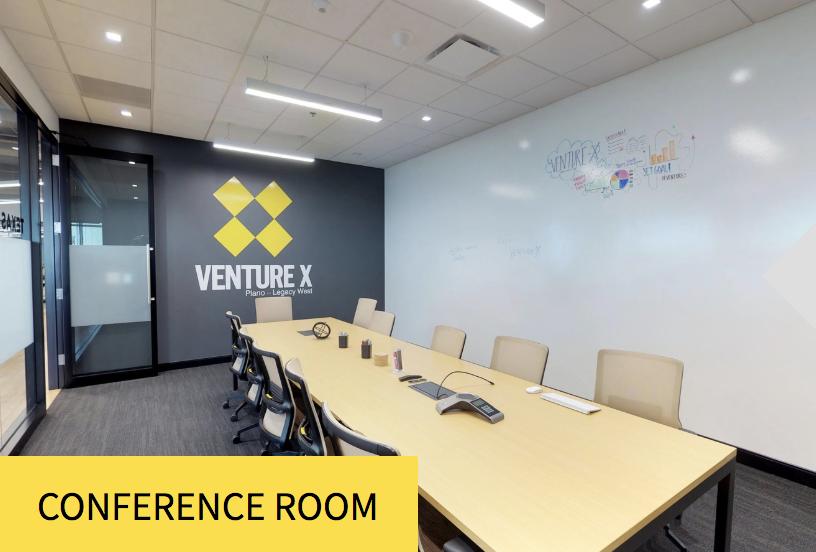 Venture X | Las Colinas - Conference Room
