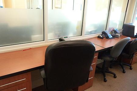 Eiglarsh Executive Offices-Weston, FL - Dedicated Desk 1