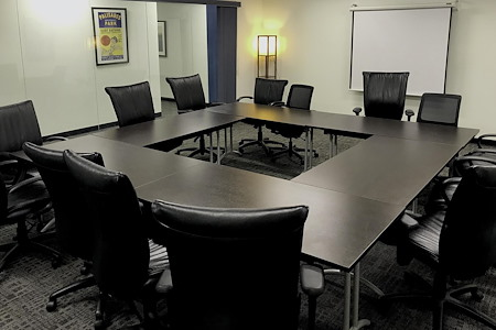 OfficeNJ - Piscataway - Large Conference Room
