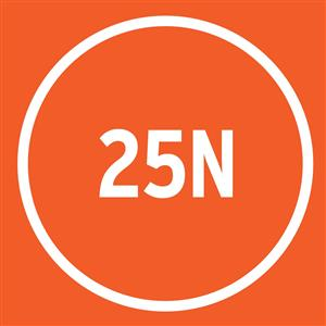 Logo of 25N Coworking - Arlington Heights