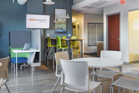 Office Evolution - Southlake - Shared Workspace