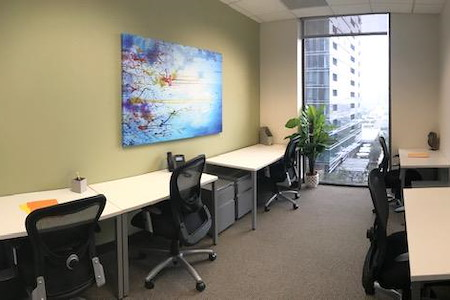 The Plaza - REGUS - Office 1