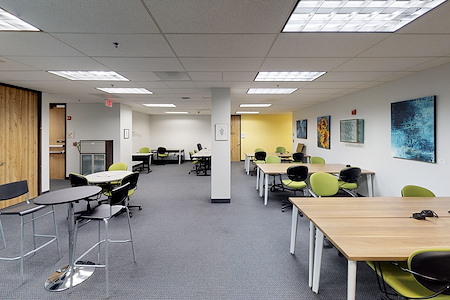 Duo Works - Full-Time Coworking - N Central location