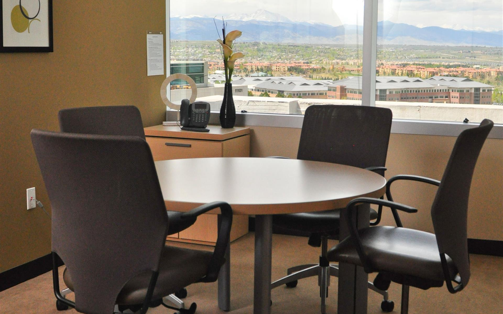 Office Evolution - Broomfield/Interlocken - Conference Room 2