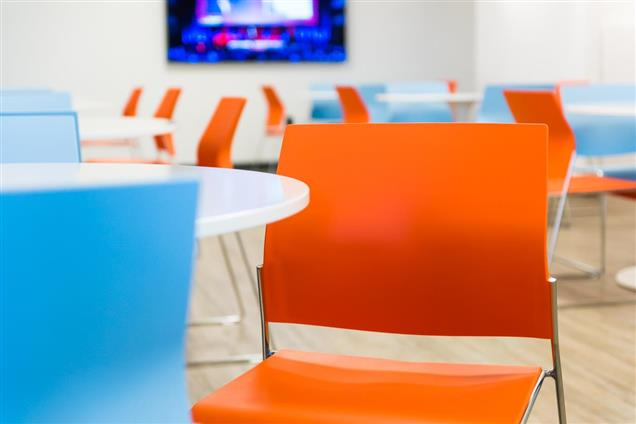 COMRADITY Strategy & Creative Resource Center - The Big Idea Sprint Room