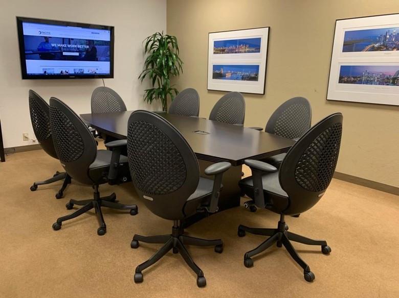 Pacific Workplaces - Palo Alto - Incubator Conference Room 229