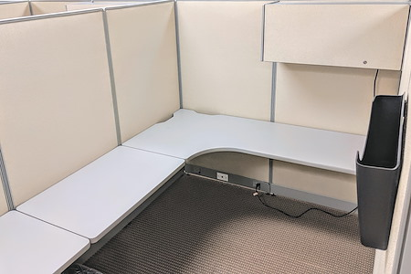 Surface Link - Office Cubicle