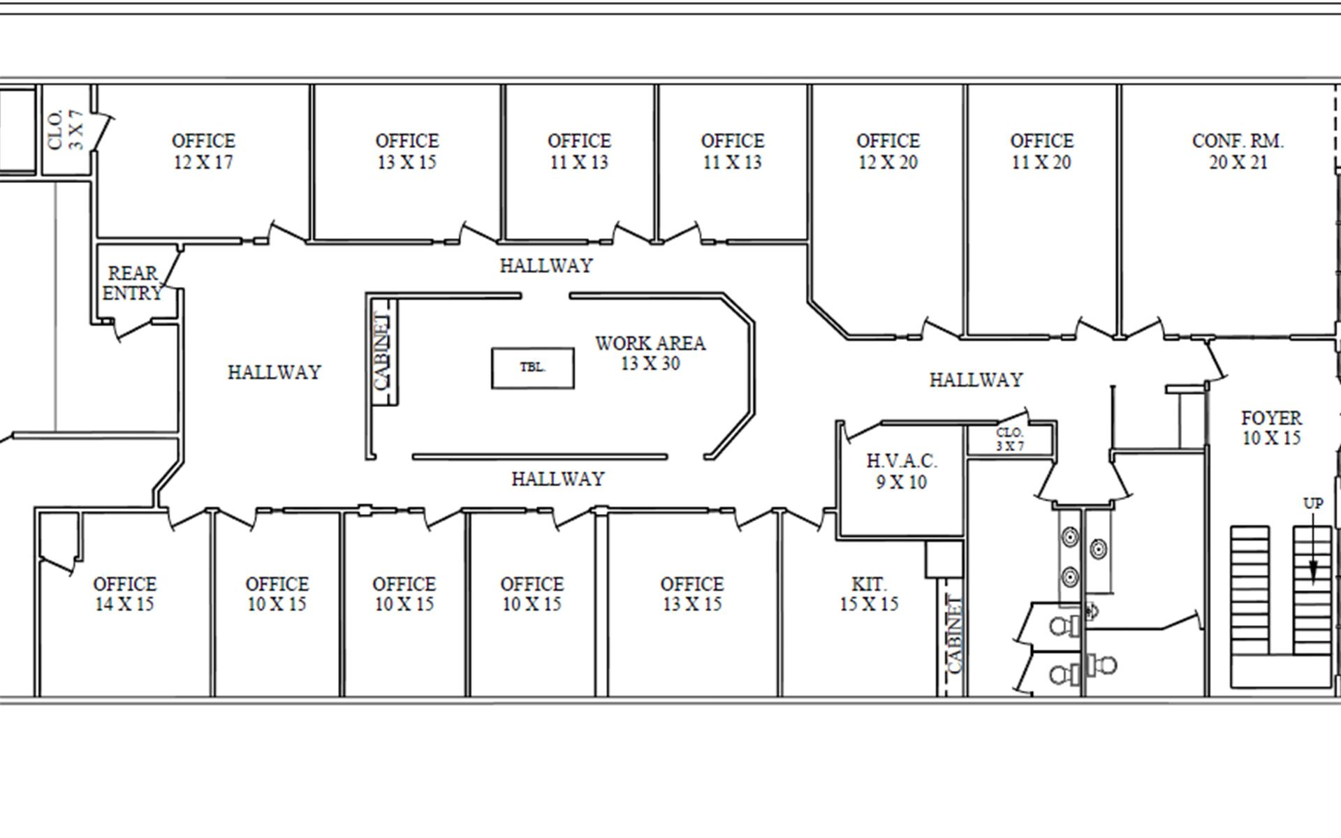 3108 W 6th - Office Suite 1