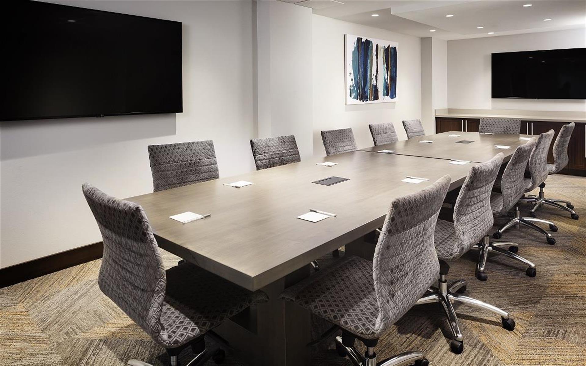 Hampton Inn & Suites Dallas Downtown - Boardroom
