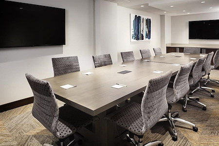 Hampton Inn & Suites Dallas Downtown - Boardroom
