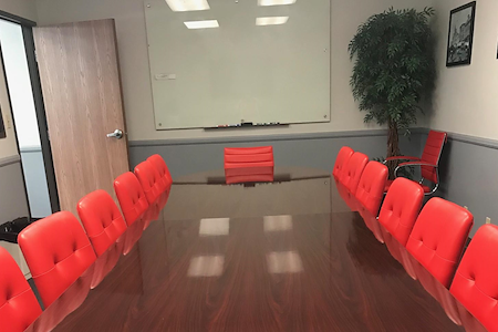 C.W. Business Center at LAX - Conference Room - Large