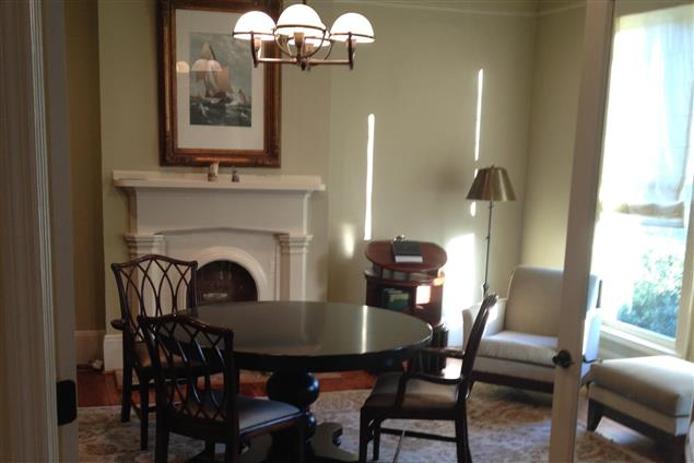 Hardwood Properties - Library Conference Room
