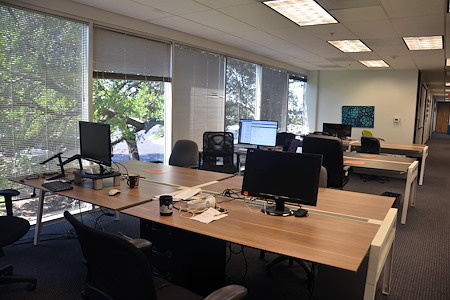 Duo Works - Full-Time Reserved Desk