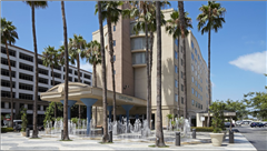 Host at Courtyard Marriott Los Angeles Airport