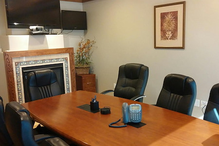 St. George Executive Suites - Video Conference Room
