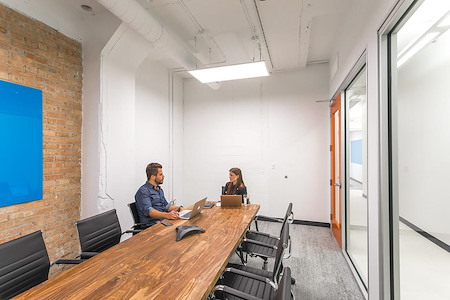 Novel Coworking Theater District - Conference Room