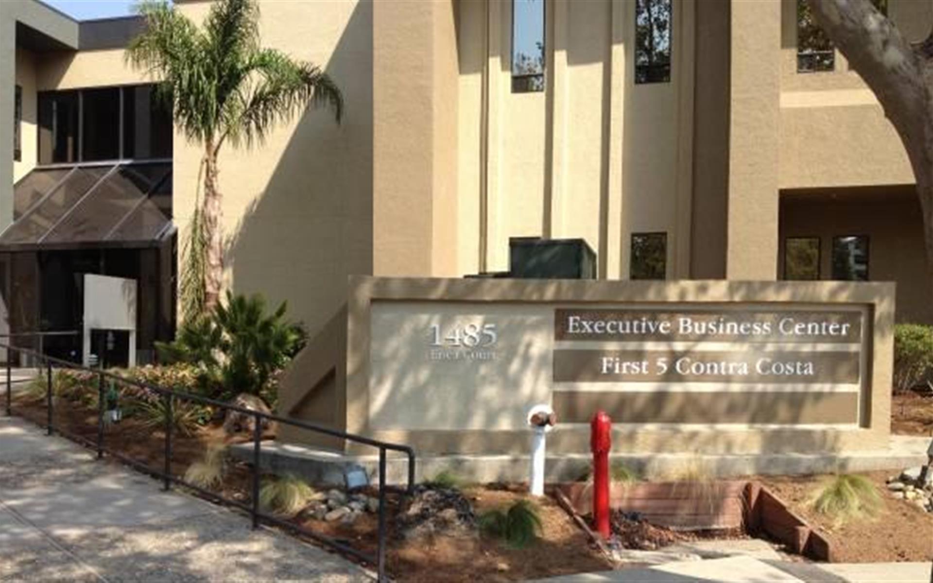 Executive Business Center - Executive Business Center-Suite 1332