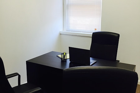 Lackawanna Offices - Private Office