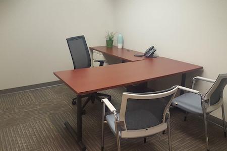 Office Evolution - Greenwood Village/Denver Tech Center - Amazing 1 person Private Office!