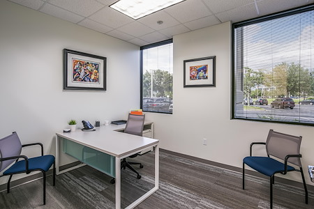 Office Evolution - Jacksonville - Private Window Office