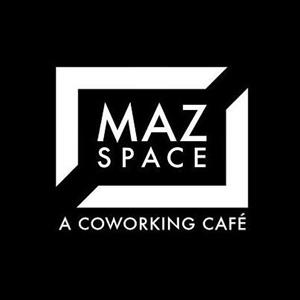 Logo of MAZ Coworking Space