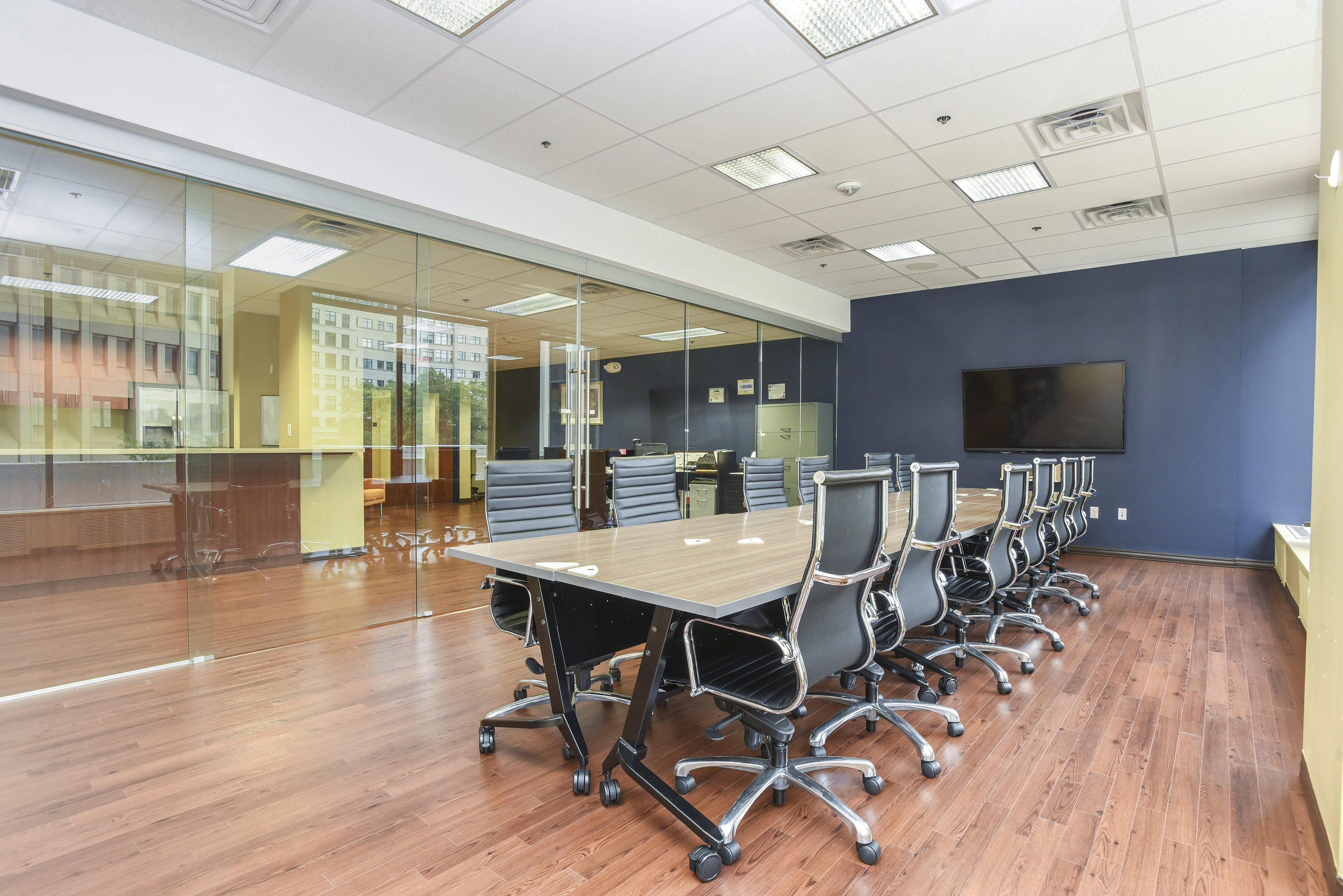 TKO Suites - 300 Delaware - Conference Room