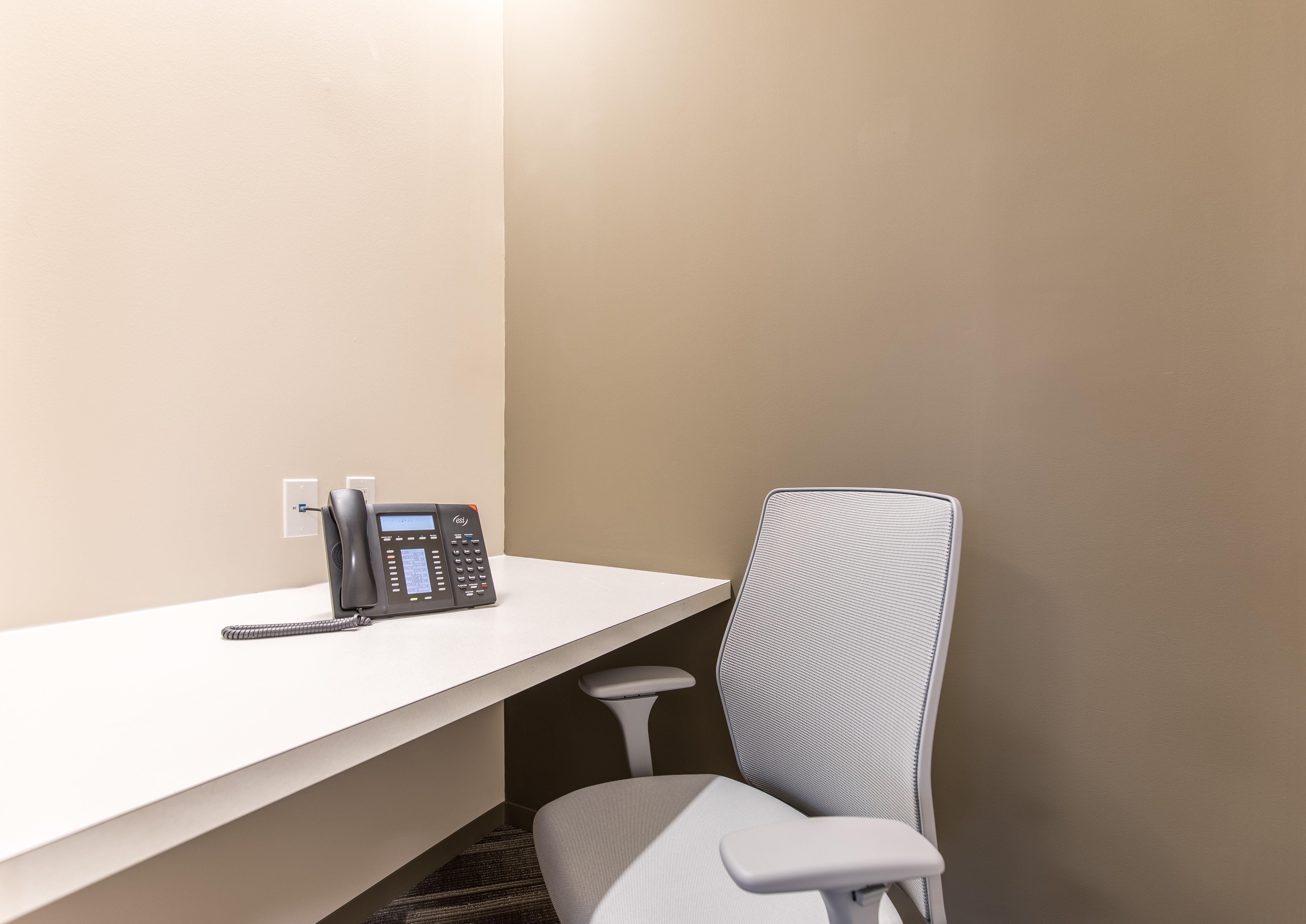 Chisel – Coworking for Lawyers at FH+H - Phone Booth 2