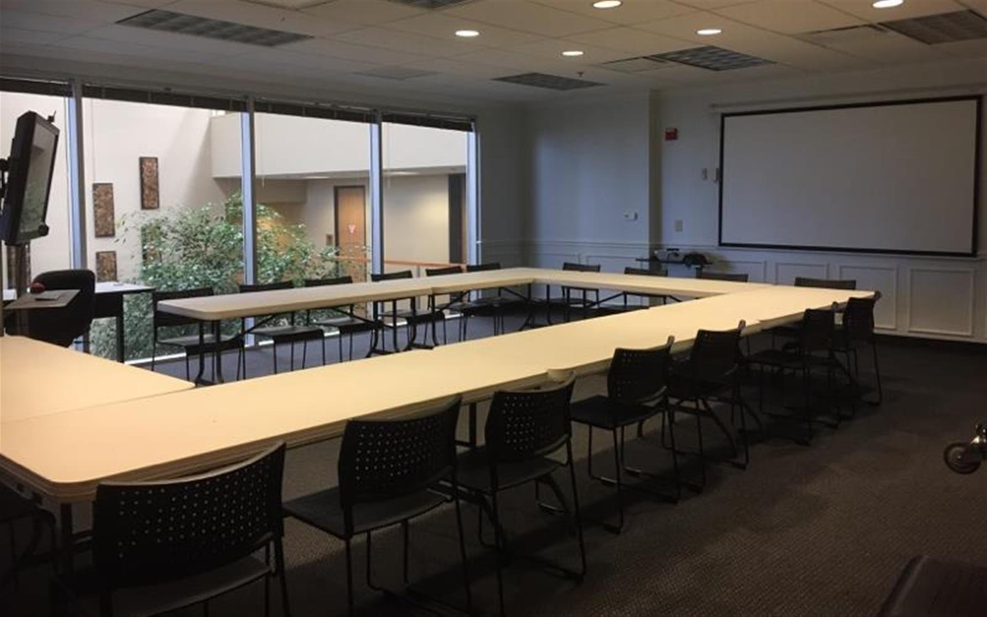 Duo Works - Large Training Room: Americano Room