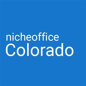 Logo of nicheoffice Suites, CoWorking and Desks