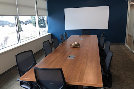 Office Evolution - Burlington - Large Conference Room Burlington MA