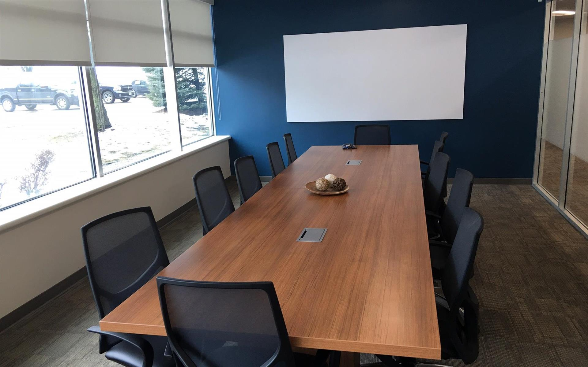 Office Evolution - Burlington - Large Conference Room Burlington MA