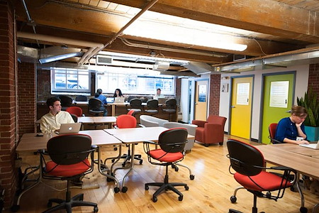 Workbar Back Bay - New Office Opening - Downtown Boston