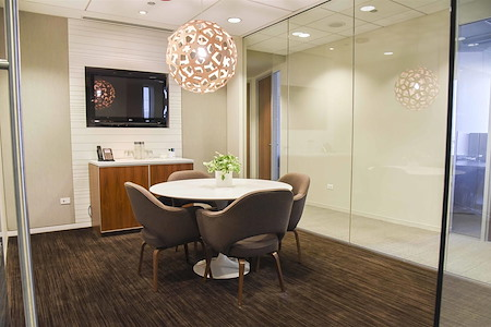Work Better Chicago - The Willis Tower - Adams Meeting Room