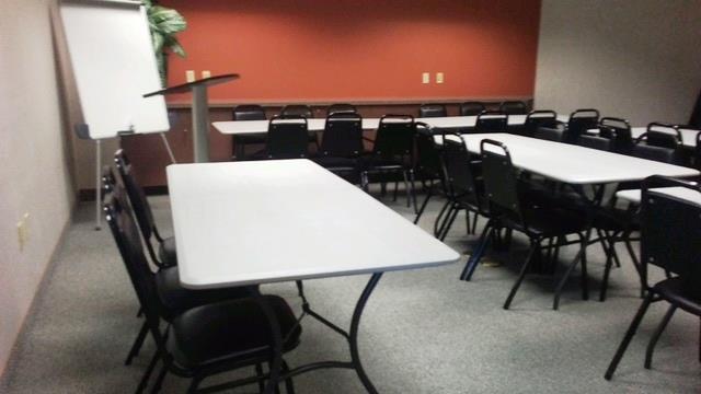 Blue Sun Office Suites - Beautiful Training Room
