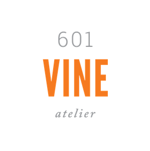 Logo of 601 Vine Atelier | Studio, Meetings & CoWorking