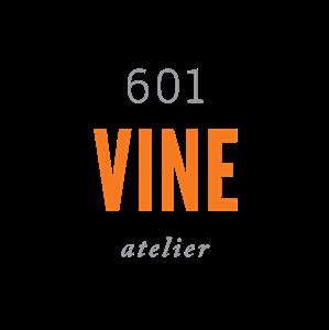 Logo of 601 Vine Atelier | Studio, Meetings & CoWorking