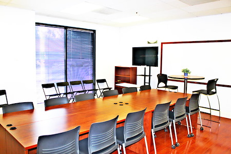 Gospace - Quit and Spacious Meeting and Classroom