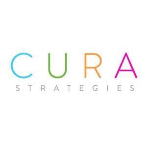 Logo of CURA Strategies
