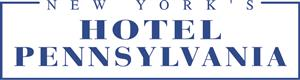 Logo of New York's Hotel Pennsylvania