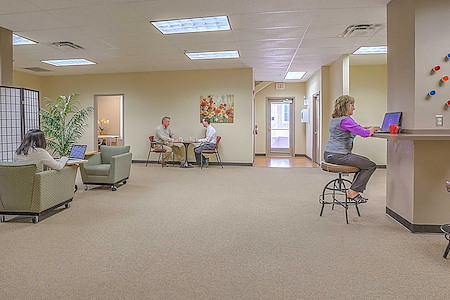 Office Alternatives Westside - Co-working Business Lounge West Side
